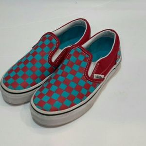 VANS SHOES FOR KIDS SIZE 11.5